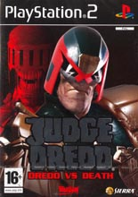 Judge Dredd vs Death