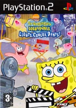 SpongeBob SquarePants:Lights,Camera,PANTS