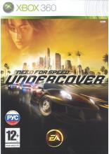 Need for Speed Undercover /рус. вер./ (Xbox 360)